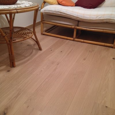 Parquet natural roble 1 lama FOREST