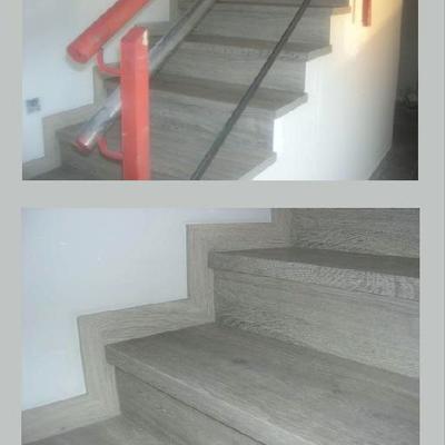 Forrado De Escalera