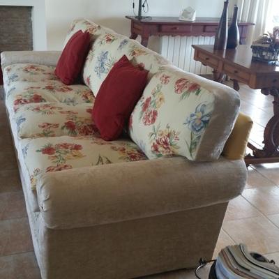 forrado  de sofa