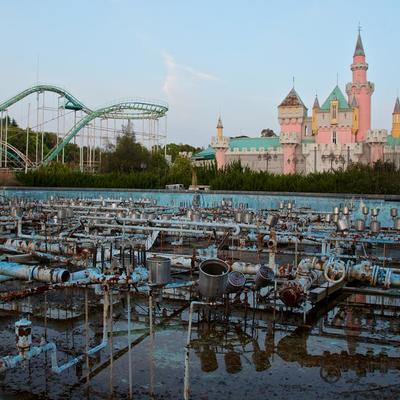 10 parques de atracciones que dejaron de ser divertidos
