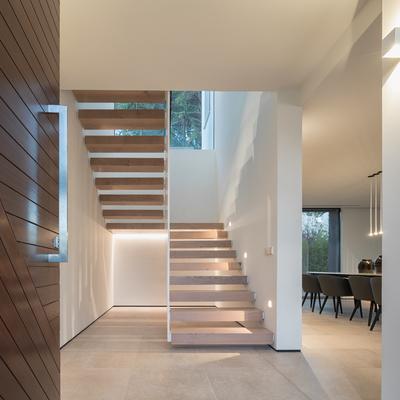 Ideas y fotos de escaleras de estilo minimalista para for Gradas interiores