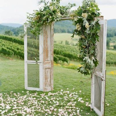 9 ideas de decoración para una boda de invierno sin igual. ¡Prepara tus votos nupciales!