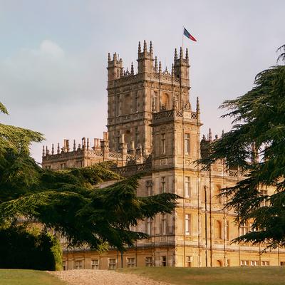 Siéntete como de la realeza en el castillo de Downton Abbey, ya disponible en Airbnb