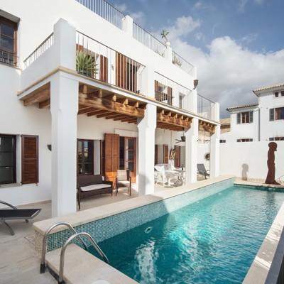 Complejo residencial Santa Eulalia