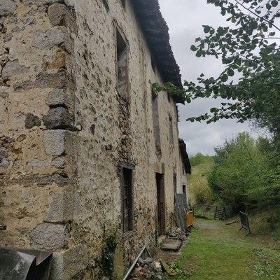 Rehabilitación integral de caserío en Gipuzkoa