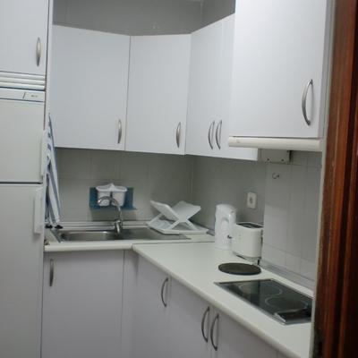 foto del estado actual de la cocina