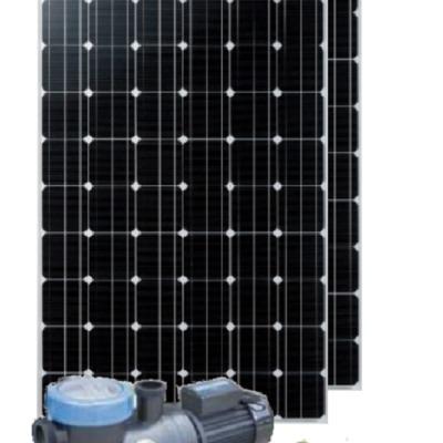 Depuradora solar para piscinas