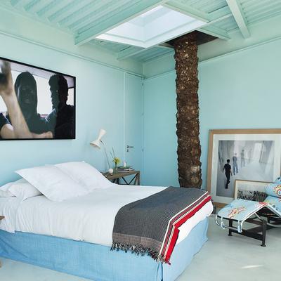 7 camas originales y estilosas que no necesitan cabecero