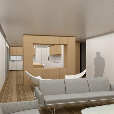 Reforma de vivienda unifamiliar en San Javier (Murcia)