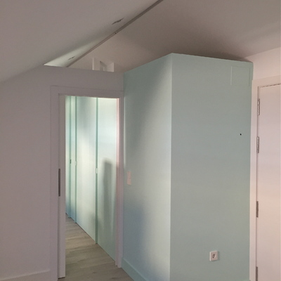 Frente de armarios