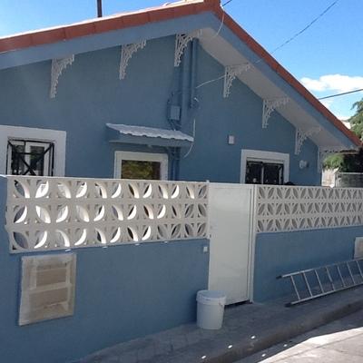 Cubierta y fachada Santa Emilia 19, Pozuelo de Alarcon