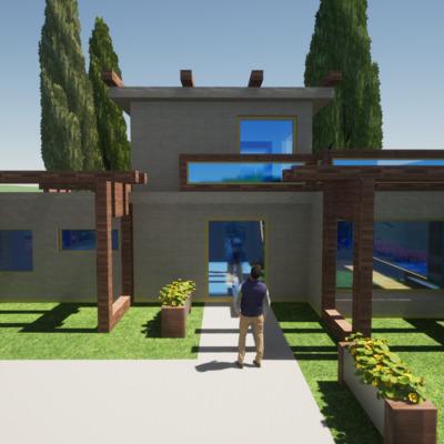 Casa unifamiliar Denia