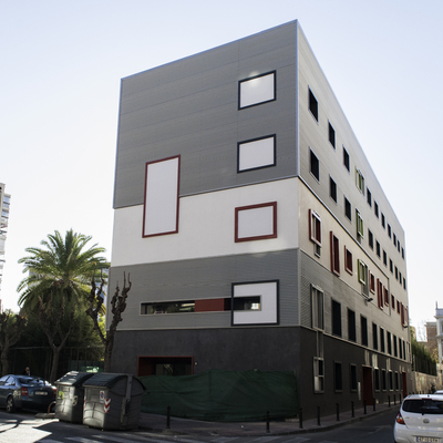 Rehabilitacion De Edificio Para Fundacion Rais En Murcia