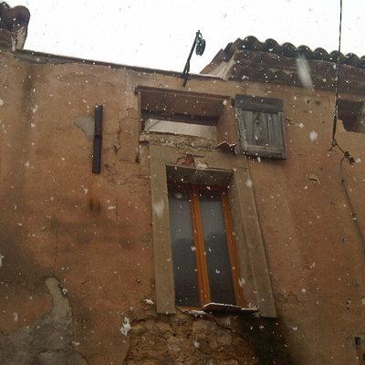 Rehabilitación de fachada en Francia
