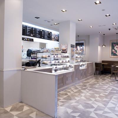 Cafeteria Rodilla en Madrid