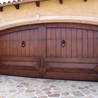gaeraje estilo colonial