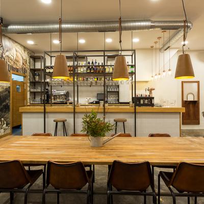 De exitoso taller a gastroteca de moda, A Coruña