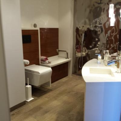 Baño adaptado en Valencia