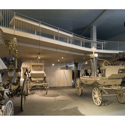 Museo En Tonos Pastel