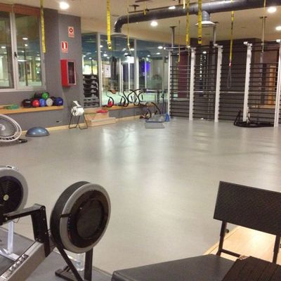 Gimnasio On Fitness Center.