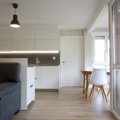 El antes y después de una vivienda que se adapta a la nueva vida de sus dueños