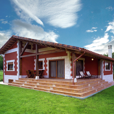 Grupo eurocasa modular burgos - Casas prefabricadas burgos ...