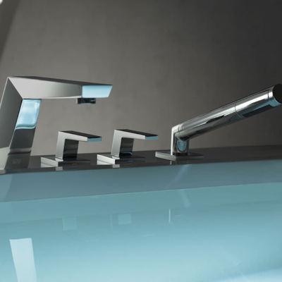 Grifo de baño moderno