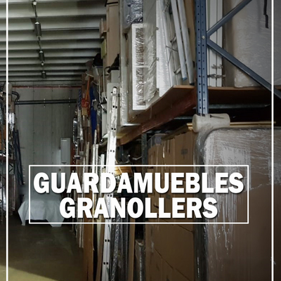 Guardamuebles Granollers