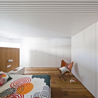 Una casa sencilla, sí, pero con mucho estilo