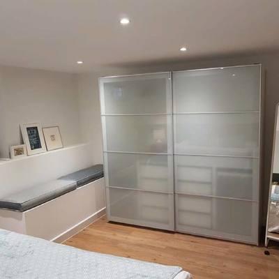 Rehabilitación de sótano como apartamento.