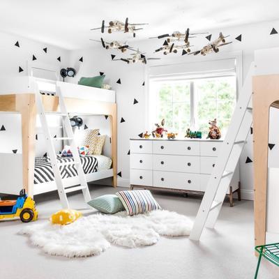 Claves para tener una habitación compartida y con estilo