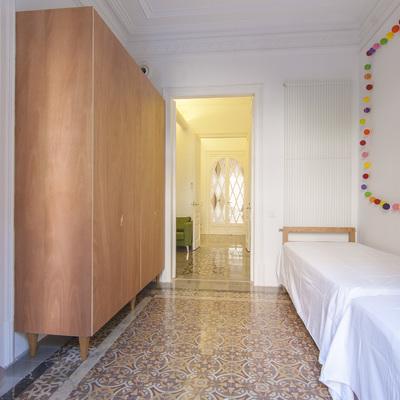 Dirección de obra rehabilitación integral de un piso de 140 m2 en el ensanche barcelonés