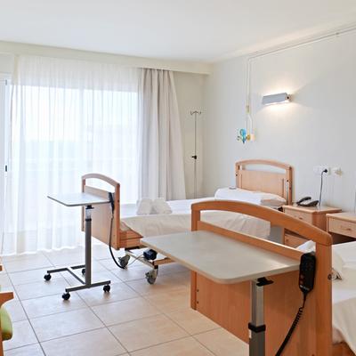 Habitación hispital
