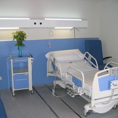 HABITACIÓN HOSPITAL DE DÍA.