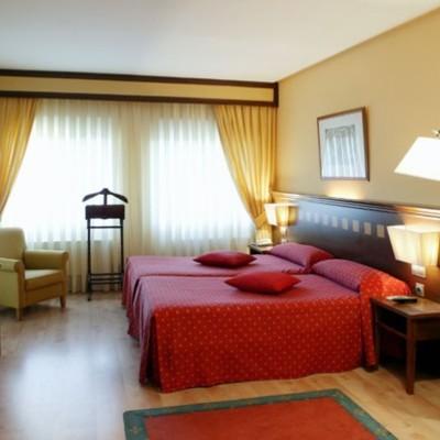 Habitación hotel calatayud