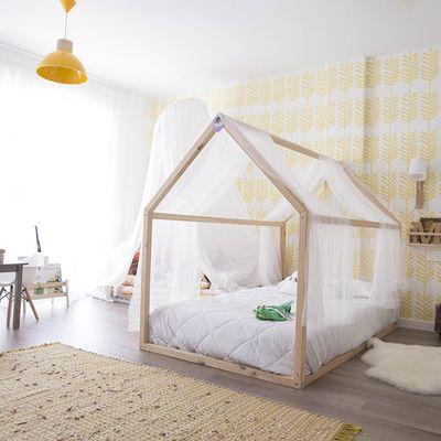 8 dormitorios infantiles con los que no querrás volver al cole