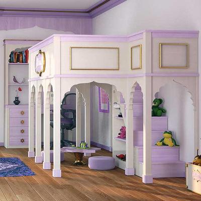 habitación infantil aladín