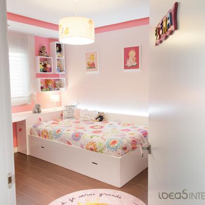 Habitación infantil de Elena