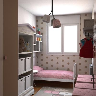 Una habitación infantil que mejora la distribución del espacio