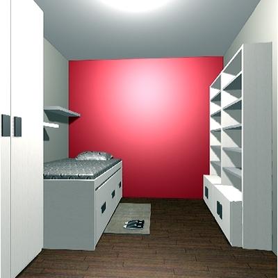 Salon/Comedor/ Habitacion juvenil / Despacho/Dormitorio Matrimonio