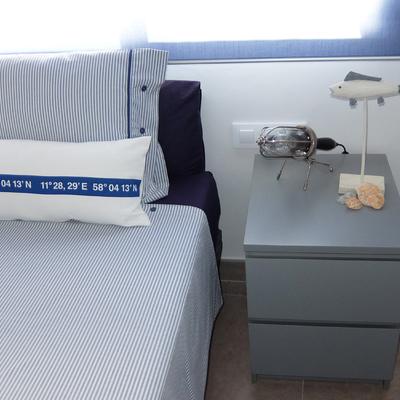 Habitación marinera individual