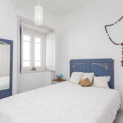 8 dormitorios fresquitos para escapar del calor