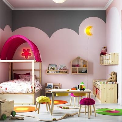 8 errores que cometes al decorar una habitación para peques