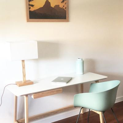 Habitación de invitados y sala de estar/lectura - Project Deco