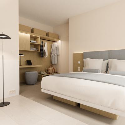 Nuevo concepto para un hotel en la costa del Garraf