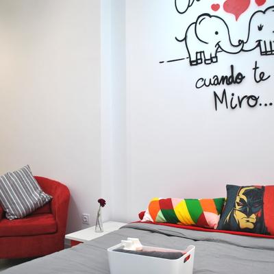 Historia de una reforma: un hotel que se inspira en los lofts neoyorkinos