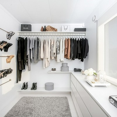 7 cosas que todo vestidor debe tener