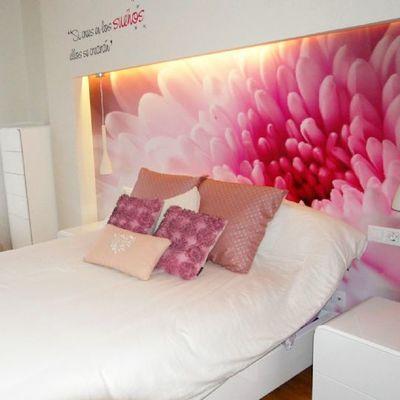 Dormitorio de Laura