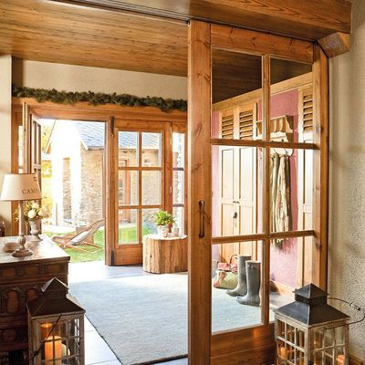 Puertas correderas para abrir tu casa al buen tiempo