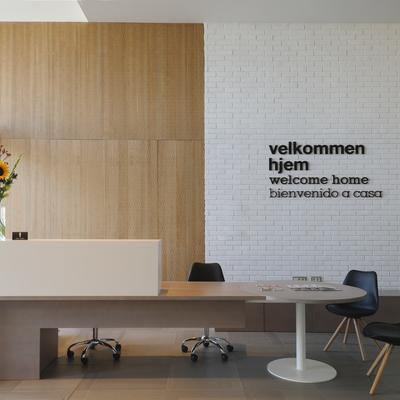 Espectacular reforma de un apartamento por Eric Vökel